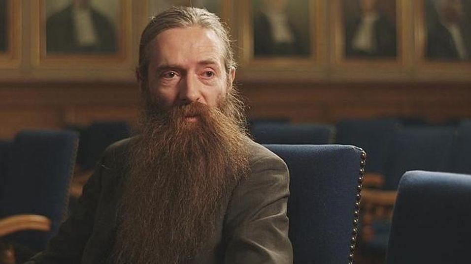 Aubrey De Grey har stor tro på at vi kan bekjempe alderdom.