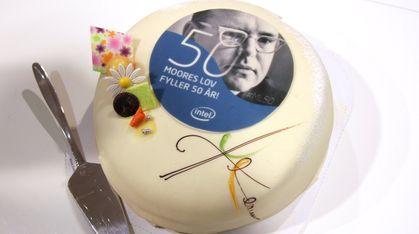 I dag fyller Moores lov 50 år