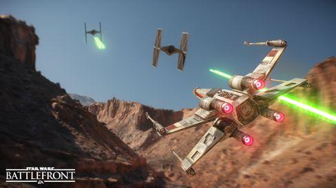 Stjernekrig for alle penga!