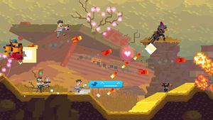 PlayStation-sjef inntar Super Time Force Ultra