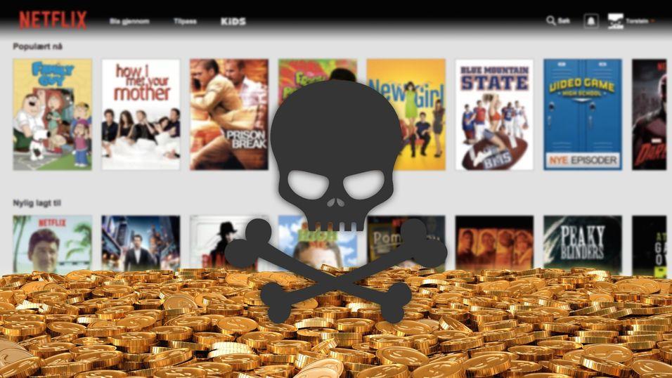 Netflix lærer av piratene