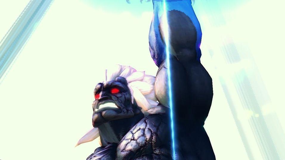 Street Fighter kjem til PlayStation 4 neste månad