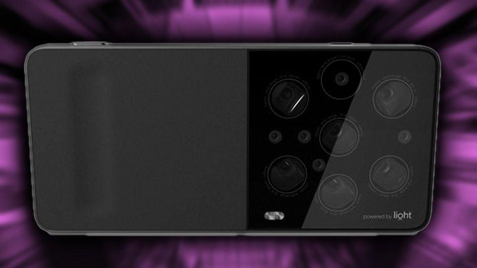 Illustrasjonsbilde. En slik kameramodul skal kunne gi deg 52 megapiksler på mobiltelefonen din.
