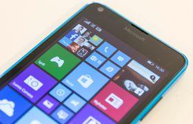 Lumia 640 er blant de første ti mobilene som får Windows 10-oppdateringen.