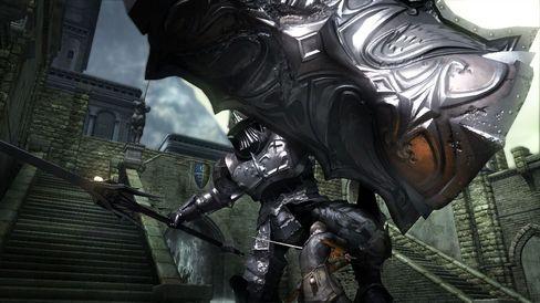 Intimiderende fiender er det nok av i Souls-spillene.
