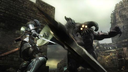 Et av de ubestridte høydepunktene for mange Demon's Souls-spillere.