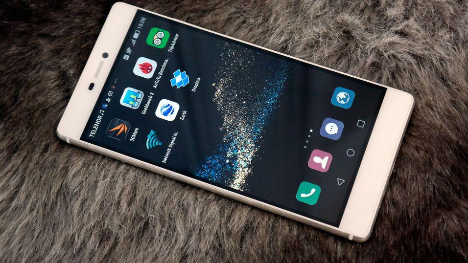Huawei P8 kan snart få en oppfølger.