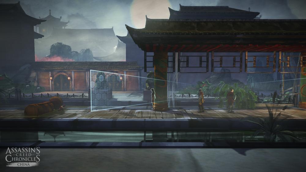 Det at man kan se vaktenes synsfelt gjør spillet betydelig enklere.