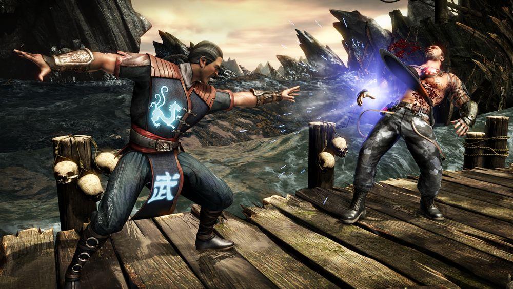 KOMMENTAR: Mortal Kombat X er skikkelig harry
