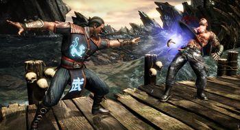 Mortal Kombat X er skikkelig harry