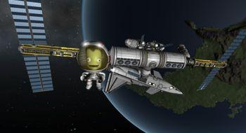 Kerbal Space Program har fått utgivelsesdato