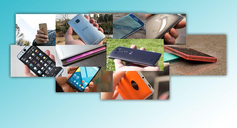 Ti telefoner har blitt med ut på fotosafari. Hvilken er best? Det avgjør du.