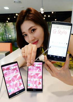 LG G Stylo får høyere oppløsning, men også større skjerm enn G3 Stylus.