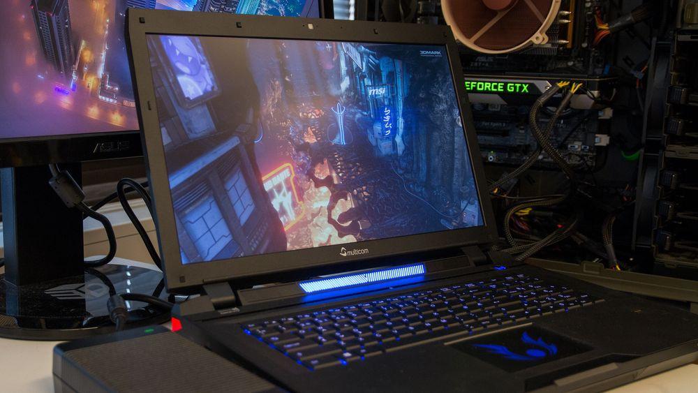 Så kraftig er to GeForce GTX 980M i SLI