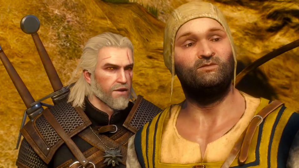 Nei, The Witcher 3 ser  ikke  slik ut på Xbox One