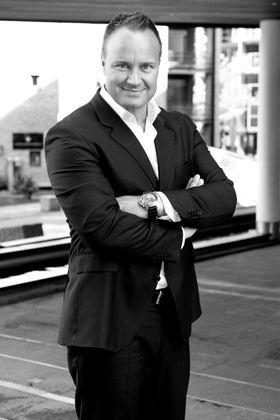 Thomas Ludvik Næss, administrerende direktør i Trend Micro Norge.