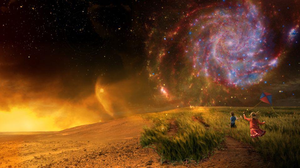 Slik skal NASA finne liv på andre planeter