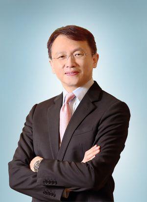 Jason Chen, CEO hos Acer.