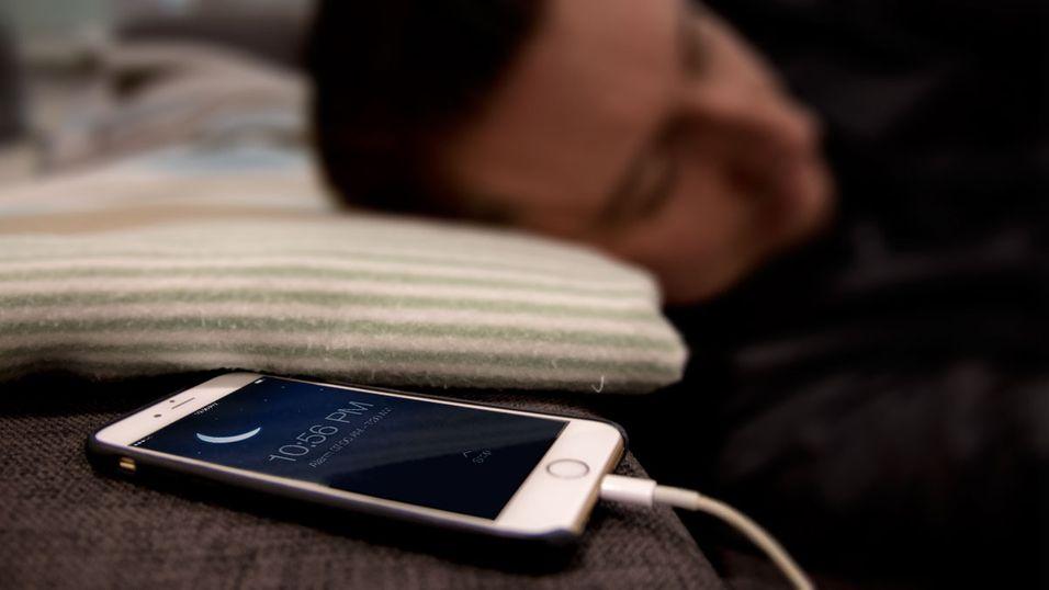 TIPS: – Etter 1037 døgn med mobilen i senga, orket jeg ikke mer
