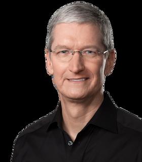 Apple-sjef Tim Cook dusjer visstnok med sin Apple Watch hver eneste dag.