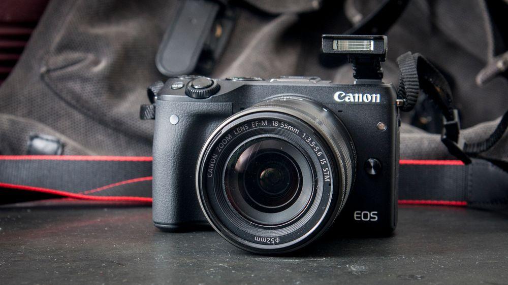 TEST: Canon EOS M3