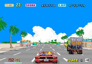 Et velkjent bilde. (Bilde: Sega).