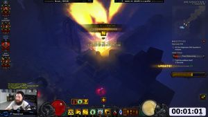 Se hvordan Diablo III-spilleren går fra nivå 1 til nivå 70 på ett minutt