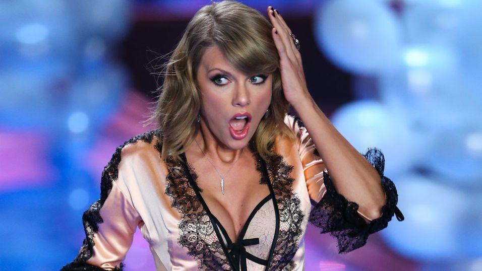 Taylor Swift var på topp i popularitetsrangeringen. Det er med andre ord størst sjanse for at du liker låtene hennes om du er 14 år.