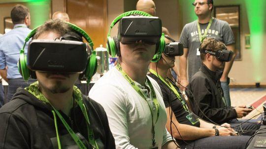 Robinett tror VR fremdeles har noen problemer som må løses.