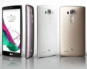 LG G4.