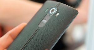 LG G4 Vi har prøvd LGs nye toppmodell med bakside i skinn