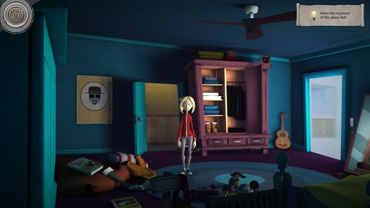 Ana sitt rom.