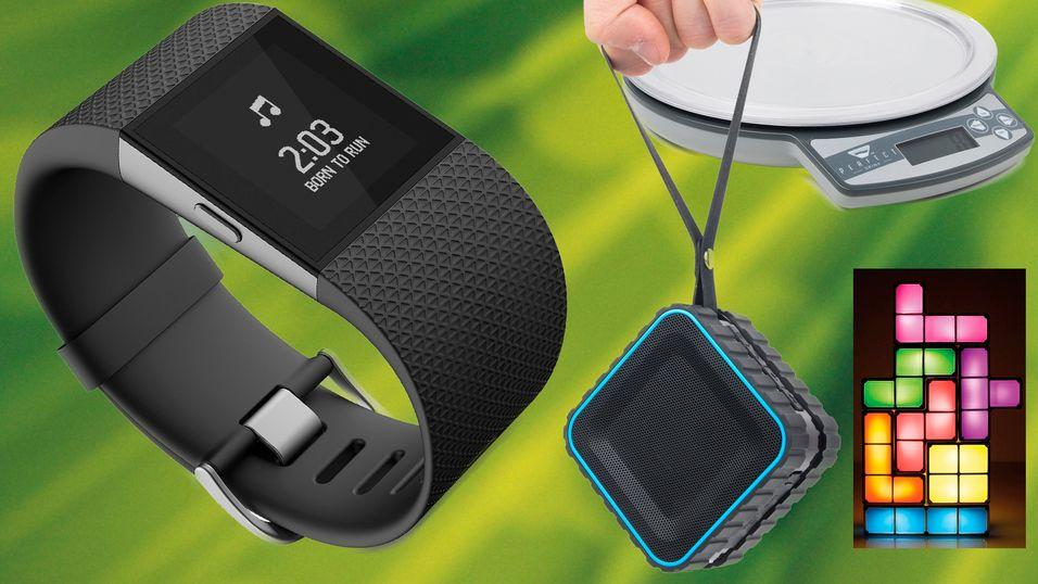 KONKURRANSE: Vinn en Fitbit Surge eller morsomme duppeditter