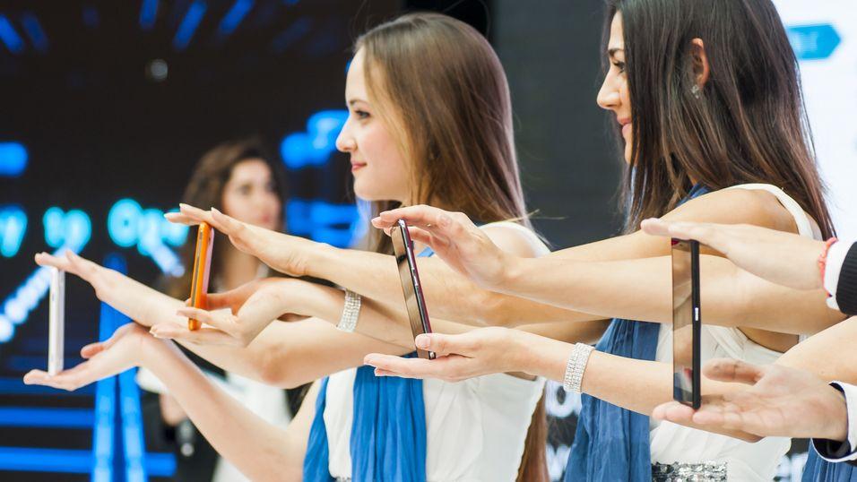 Samsung skyver Apple ned fra tronen