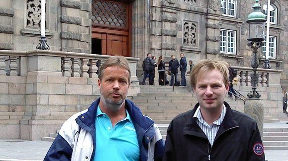 Vil bygge svevetog mellom Oslo og København