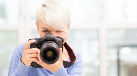 Disse feilene gjør vi når vi tar bilder