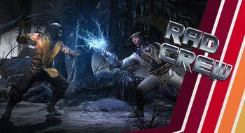 Rad Crew synes Mortal Kombat X er ukens høydepunkt