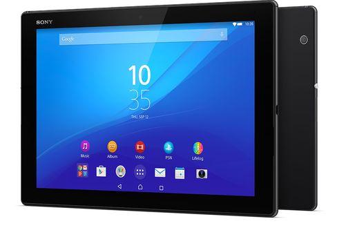 Lett, raskt og vanntett. Sonys Xperia Z4 Tablet er på vei inn i norske elektronikkbutikker.