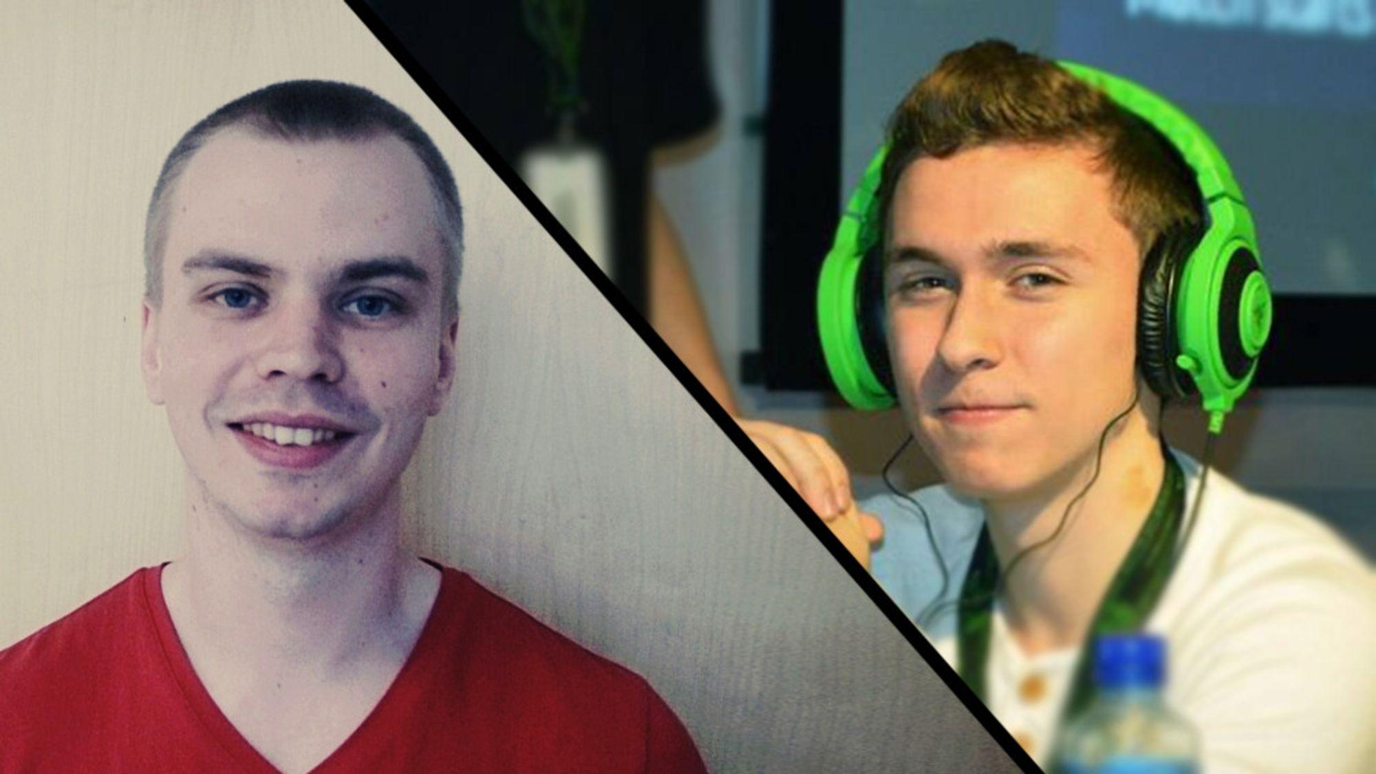 Jon Magnus «Kjeks» Nielsen (t.v.) og Kristian «Noti» Jacobsen møtes til duell i finalen av Telenorligaen lørdag 2. mai.