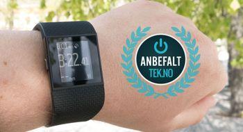 Test: Fitbit Surge