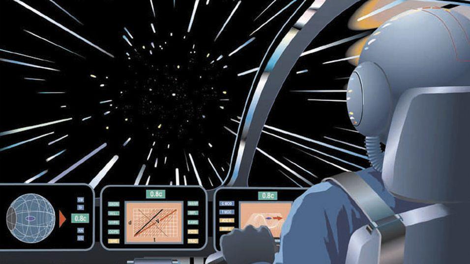 NASA er ett skritt nærmere «Warp Drive»
