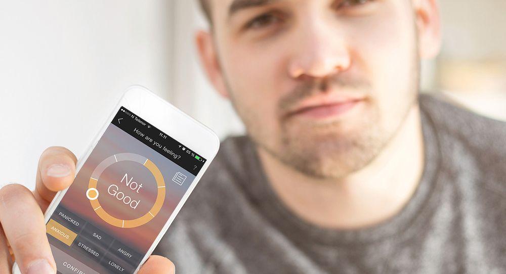 En av ukens apper skal hjelpe deg til bedre psykisk helse.