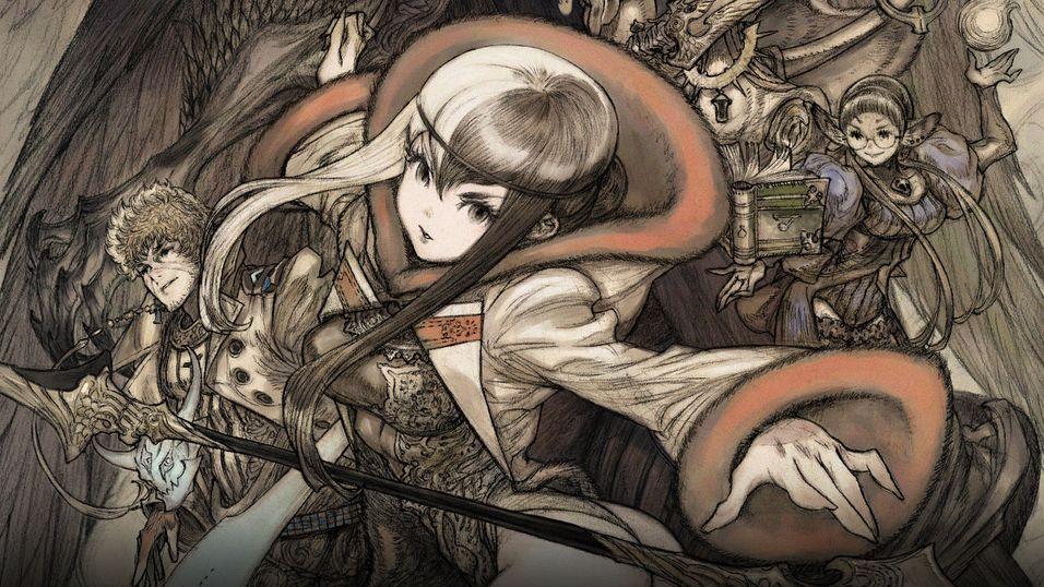 Final Fantasy-skaparen går i gong med nytt konsollspel