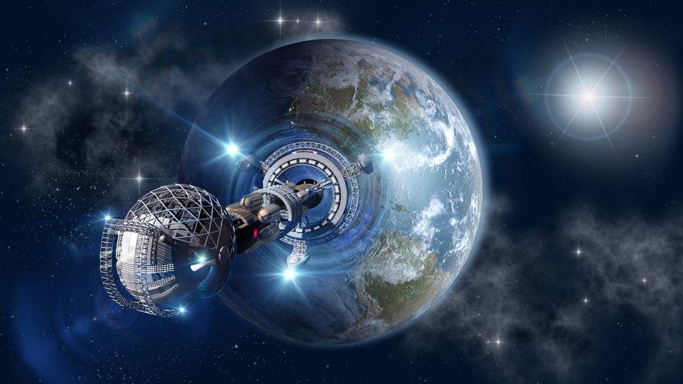 NASA testet motor som kan bringe mennesket langt ut i rommet