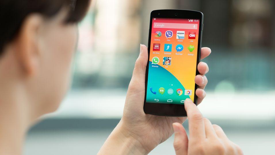 Så mange nettsteder kommuniserer gratis-appene med på hemmelig vis