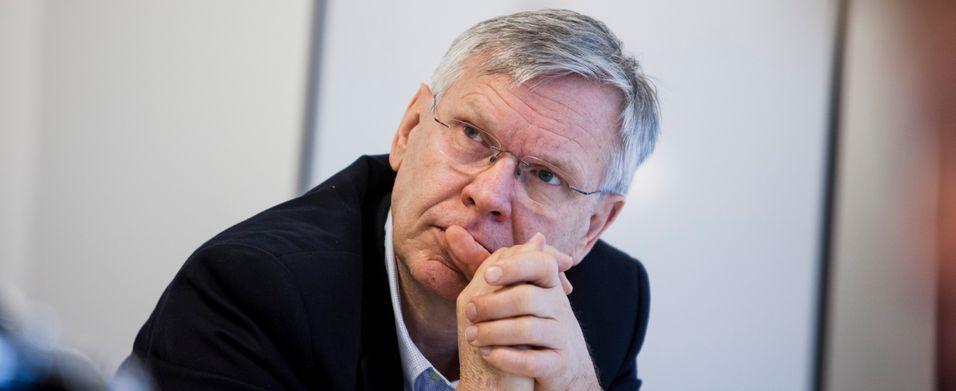Jørgen Myrland har sluttet som toppsjef for Cisco Norge etter 12 år i stillingen.