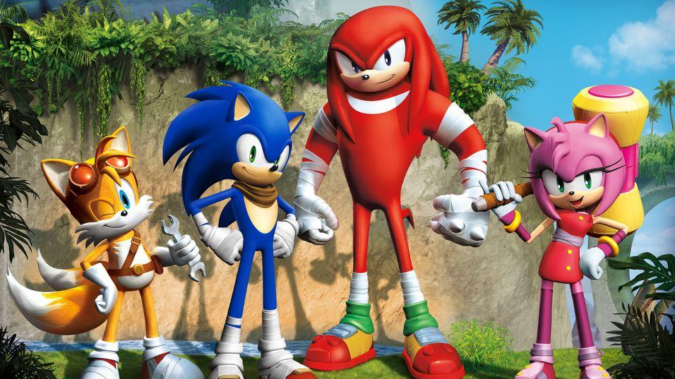 Sonic Boom.