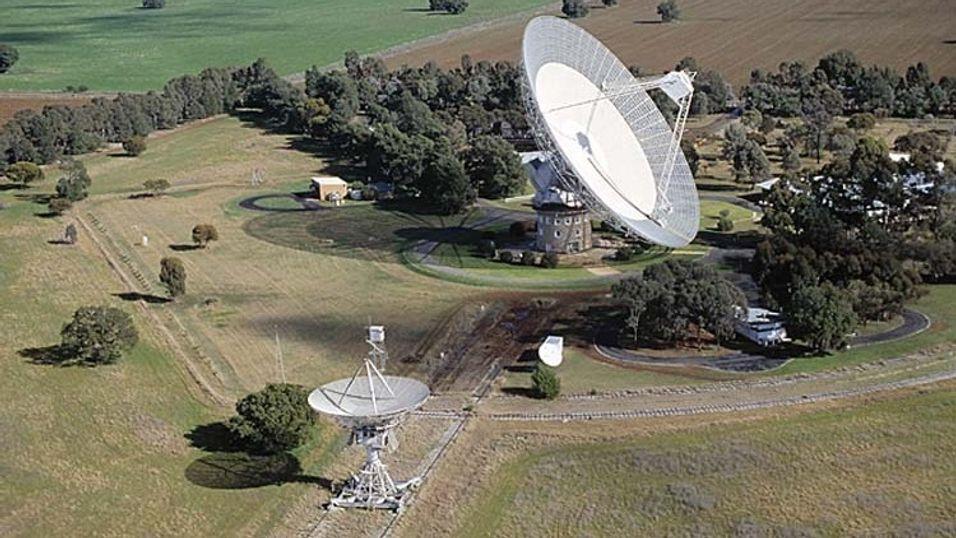 I 17 år mottok astronomene mystiske signaler