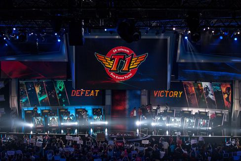 SK Telecom T1 vant All-Star i Paris i fjor.