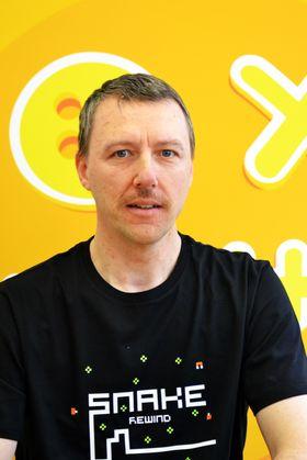 Taneli Armanto var mannen som lagde mobilutgaven av Snake for Nokia.